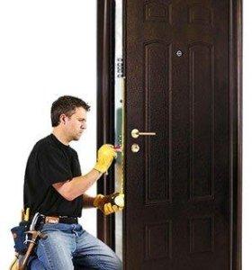 Замена, установка, ремонт замков, дверей,ручек