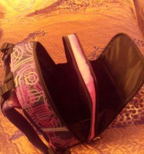 Портфель для девочки 5-7 класс