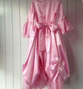 Платье нарядное на рост 128