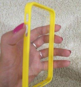 Чехол iPhone 5 новый