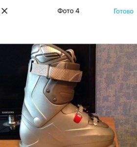 Горнолыжные ботинки. Ботинки для горных лыж