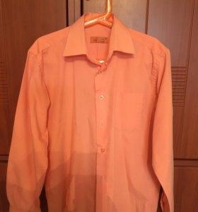 Рубашка на 134-140 см
