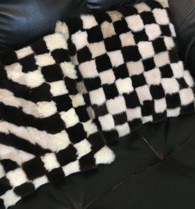 Норковые подушки