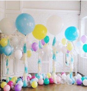 Воздушные шары для самых дорогих!
