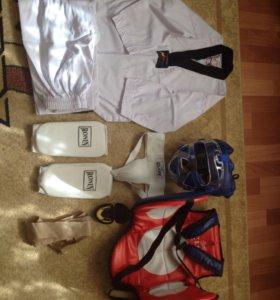 Одежда для занятия тхэквондо