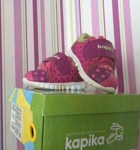 Полуботинки демисезонная обувь  на девочку-KAPIKA