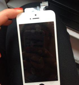 Дисплей iPhone 5/5s/5с
