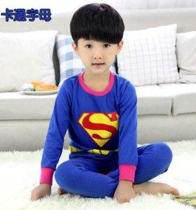 Пижама Супермен в ассортименте