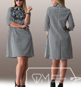 Платье новое р52