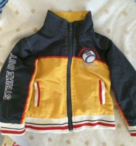 Ветровка куртка 68
