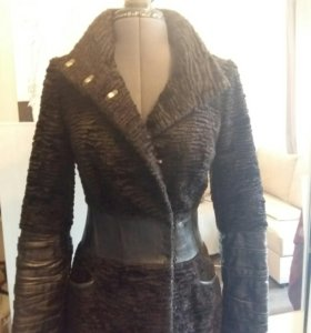Пальто теплое 42-44