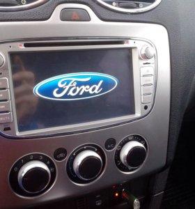 Мультимедия для Форд Фокус 2 (Ford)