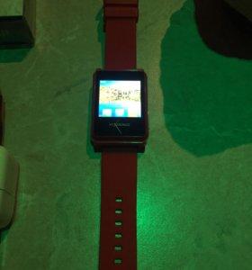 Умные часы MyKronoz ZeNano (красный