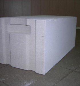Инси блок(газобетон) с доставкой до объекта