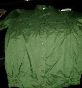 Рубаха военная