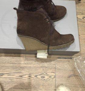 ✅Зимние ботиночки 😍