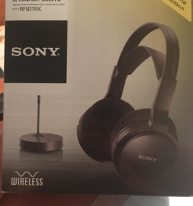Новые Sony mdr-RF811RK