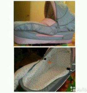 Новая детская коляска