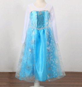 Нарядное платье Эльза.