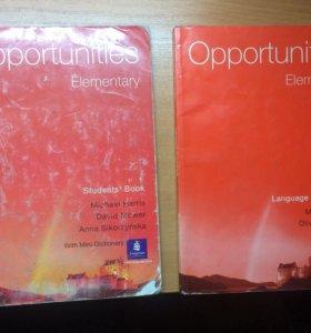 Opportunities Учебник+Р/Т