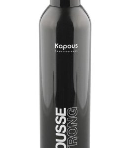 Kapous - Мусс для укладки волос сильной фикс.400мл