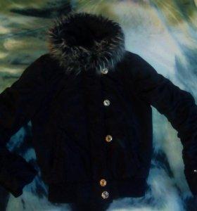 Куртка зима 44-46 размер