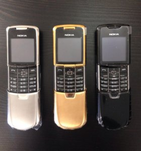 Nokia 8800 Classic Оригинал. Новый. Магазин