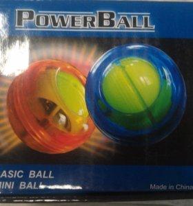 Power Ball. Тренажер кистей рук