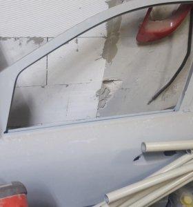 Мерседес МL 164кузов передняя левая дверь