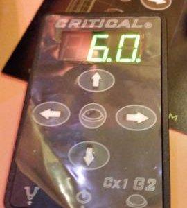 Блок питания Critical GX1 G2 для тату машинок
