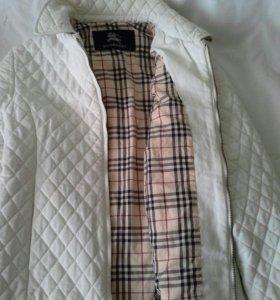 Куртка Burberry для девочки рост 122-128