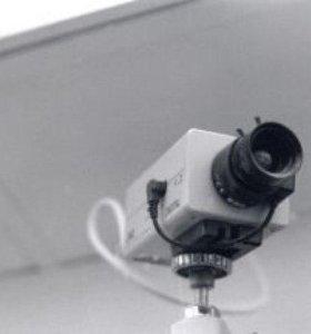 видеокамера наружного наблюдения (муляж)