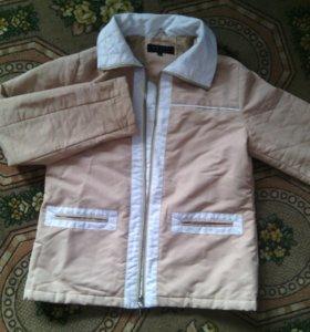 Куртка осенняя48-50
