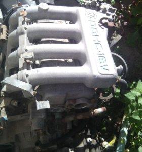 Мотор на пассат B3 KR 16 кл 136 лс