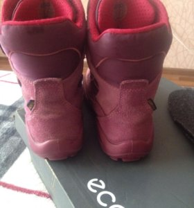 Ботиночки для девочки Ecco
