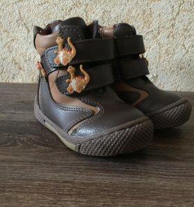 Новая детская обувь нат.кожа