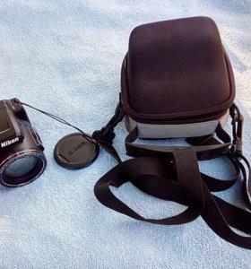 Компактная камера Nikon L840 Black