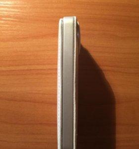 Чехол для iPhone 5 5s кожаный