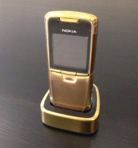 Nokia 8800 Gold Оригинал. В наличии. Магазин