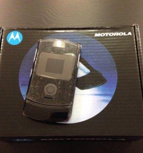 Motorola Razr V3 Black Оригинал. Гарантия