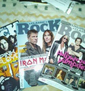 Журналы Rock