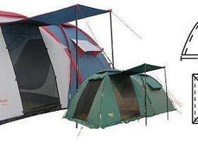 Туристическая Палатка Canadian CamperGrand Canyon