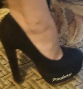 Туфли женские, 37 размер