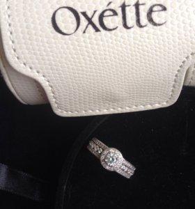 Кольцо серебро 925 Oxette