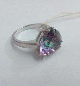 Кольцо серебро 925пр