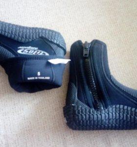 Ботинки для ласт