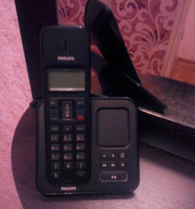Радиотелефон с автоответчиком