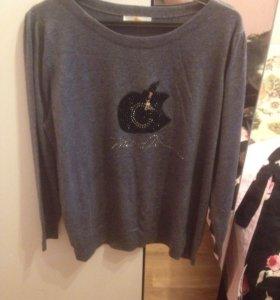 Свитер-пуловер  (48-52)