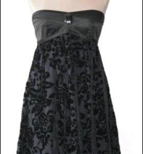 Платье с бирками морган 40 рр