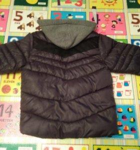 Осенняя куртка на 6-7 лет